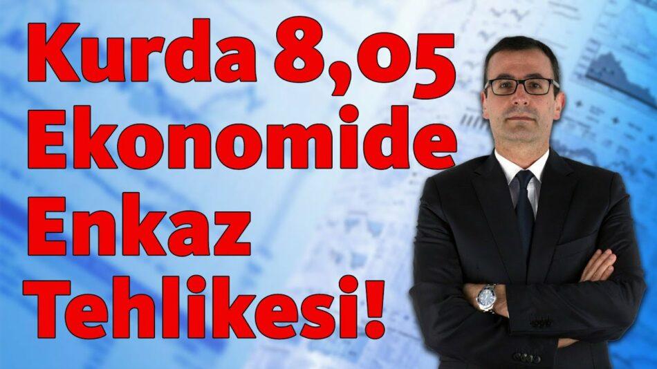 Kurda 8,05 Ekonomide Enkaz Tehlikesi!