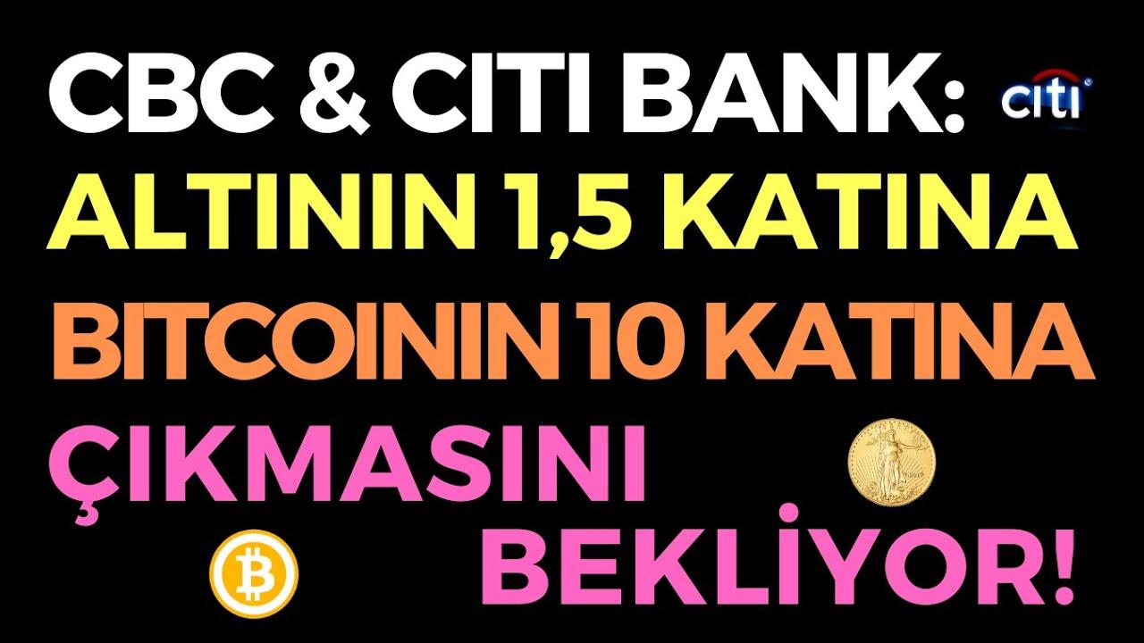 ALTININ 1,5 BITCOIN'NİN 10 KATINA ÇIKMASI BEKLENİYOR - DÜNYANIN HABERİ 136 - 14.08.2020