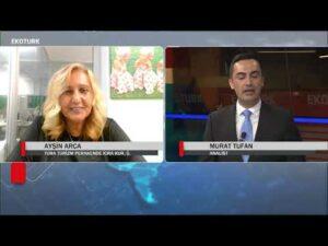 Turizmde gelecek beklentileri | Ayşin Arca | Murat Tufan | Yatırım Dünyası