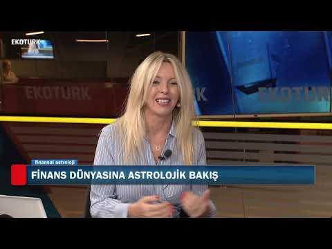 Finans Dünyasına Astroljik Bakış | Aylin Çetiner | Hakan Ertürk | Finansal Astroloji | 31.08.2020