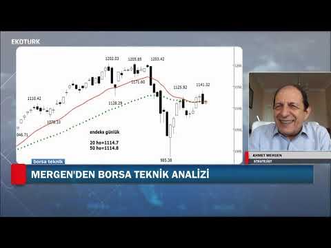 Borsa Teknik | Ahmet Mergen | Perihan Tantuğ |24.08.2020