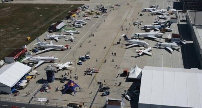 İstanbul Airshow 2021'e ertelendi
