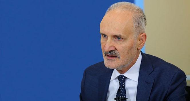 İTO Başkanı Avdagiç: 'Yüzde 9.9 daralma, V tipi dönüşün dip noktasını gösterdi'
