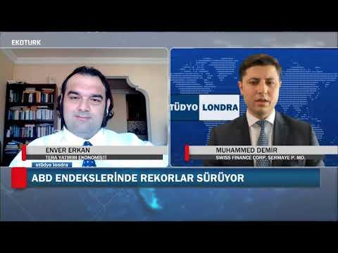 Küresel piyasalarda neler fiyatlanıyor?   Stüdyo Londra  Enver Erkan  Muhammed Demir   24.08.2020