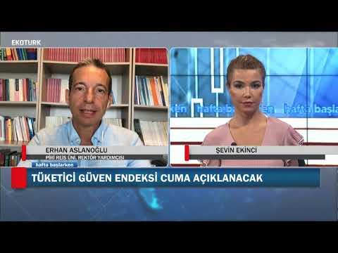 Merkez Bankası'nın faiz kararı ne olacak? Erhan Aslanoğlu| Şevin Ekinci