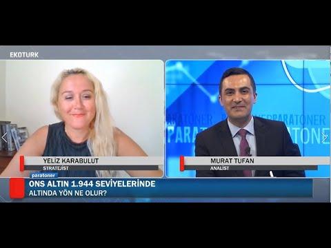 Dolar Kurunda yön ne olur? |Yeliz Karabulut | Murat Tufan | Paratoner