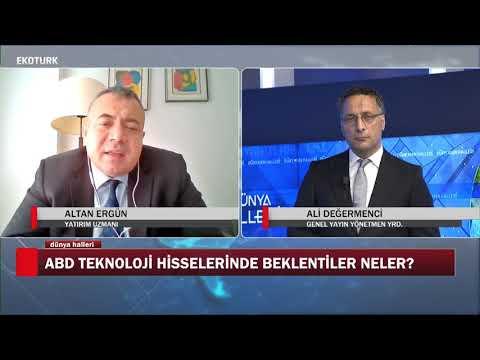 Altan Ergün: ABD seçimlerinde Biden bir adım önde | Ali Değermenci | Dünya Halleri