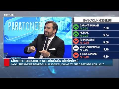 Türkiye'de bankacılık sektörünün görünümü  Emrah Lafçı   Murat Tufan   Paratoner