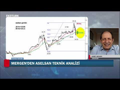 Borsa Teknik | Ahmet Mergen | 11.08.2020 | Perihan Tantuğ