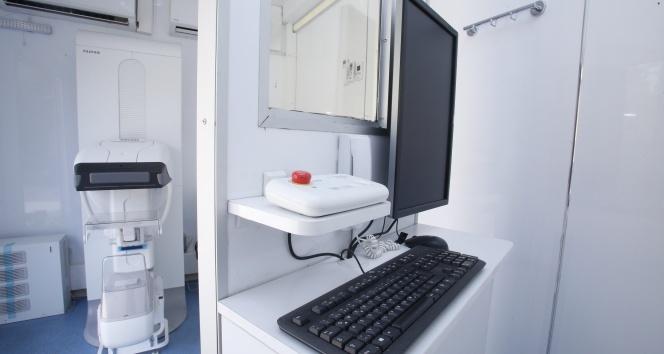 Türkiye'de üretilen mobil sağlık tarama araçları, Orta Asya'da hizmete başlıyor