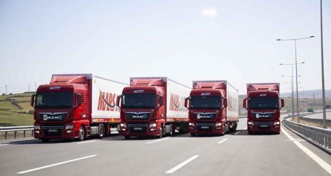 Türkiye'nin lojistik gücü salgına rağmen yeni yatırımlarla büyüyor