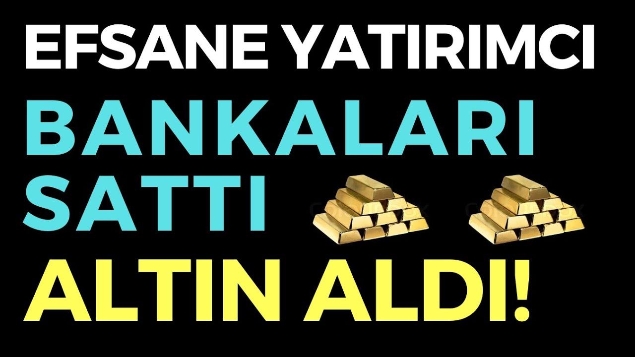 BUFFET BANKALARI SATTI ALTIN MADENİ ALDI - EKONOMİ HABERLERİ - DÜNYANIN HABERİ 137 - 16.08.2020