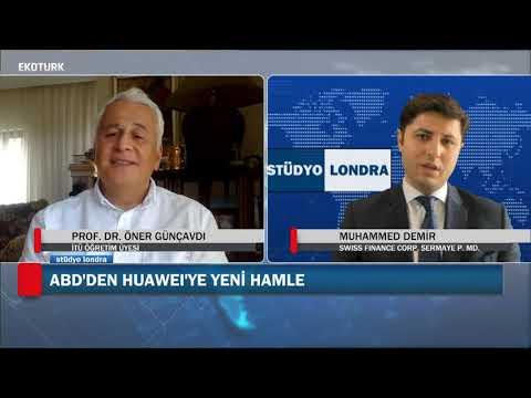 Küresel Piyasalarda Neler Fiyatlanıyor. | Stüdyo Londra | Prof. Dr. Öner Günçavdı | Muhammed Demir