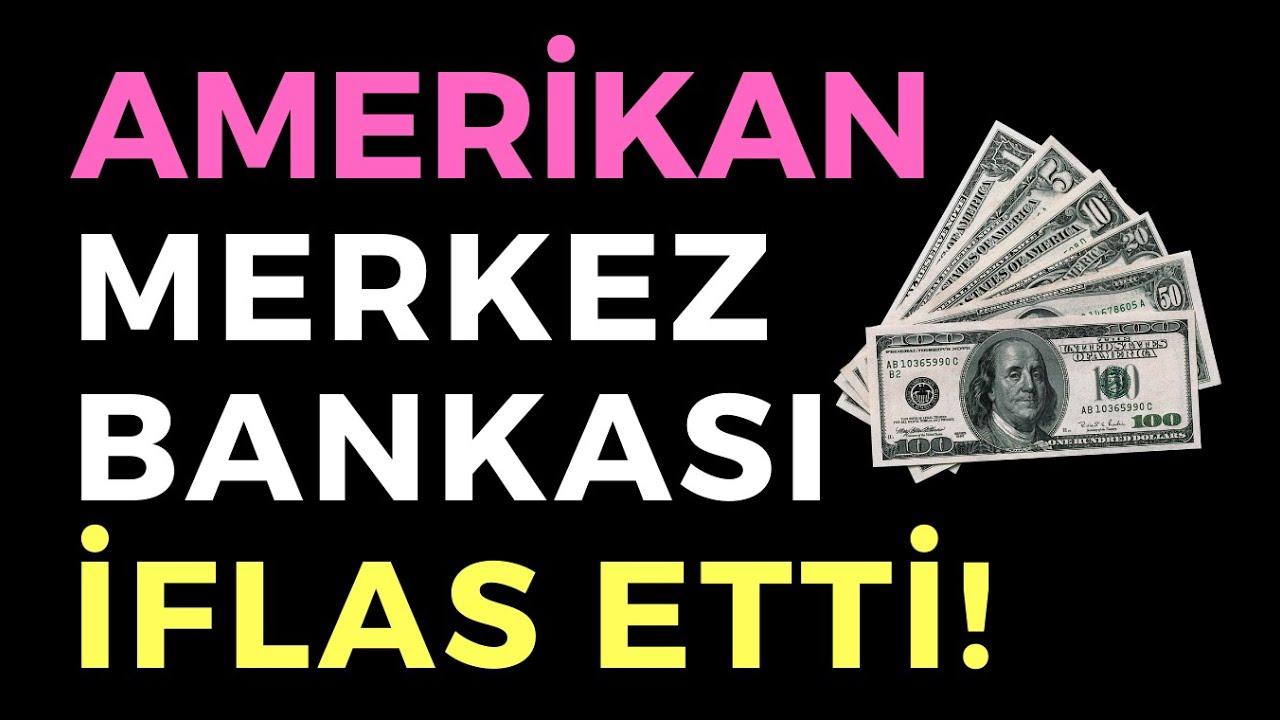 ABD MERKEZ BANKASI POLİTİKALARI İFLAS ETTİ - EKONOMİ HABERLERİ - DÜNYANIN HABERİ 143 - 30.08.2020