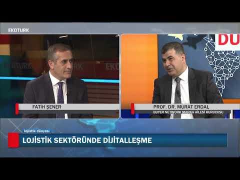 Türkiye'de Lojistik Sektörü | Prof. Dr. Murat Erdal | Prof. Dr. Emrah Cengiz | Fatih Şener |
