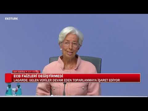 Yatırım Dünyası | Avrupa Merkez Bankası Özel Yayını | Ozan Özkural | Murat Tufan