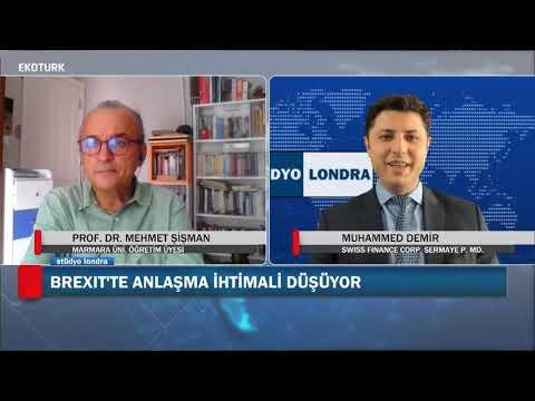 Para bolluğu piyasaları nasıl etkileyecek?| Stüdyo Londra| Prof. Dr. Mehmet Şişman| Muhammed Demir