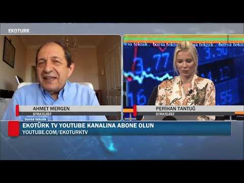 Borsa Teknik | Ahmet Mergen | Perihan Tantuğ |07.09.2020