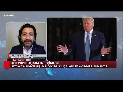 ABD Başkanlık seçimleri   Doç. Dr. Kılıç Buğra Kanat   Eda Özdemir   Özel Röportaj