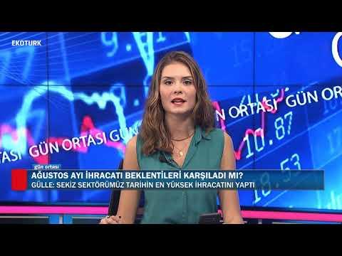 Ağustos ayı ihracatı beklentileri karşıladı mı? | İsmail Gülle| Naz Özdeğirmenci | Gün Ortası