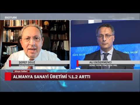 Almanya Çin'e karşı Türkiye'yi destekliyor mu?   Şeref Oğuz  Ali Değermenci  Dünya Halleri