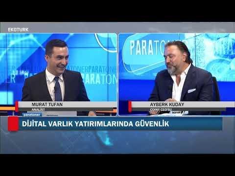 Pandemi sürecinde kripto paralar | Ayberk Kuday | Murat Tufan | Paratoner
