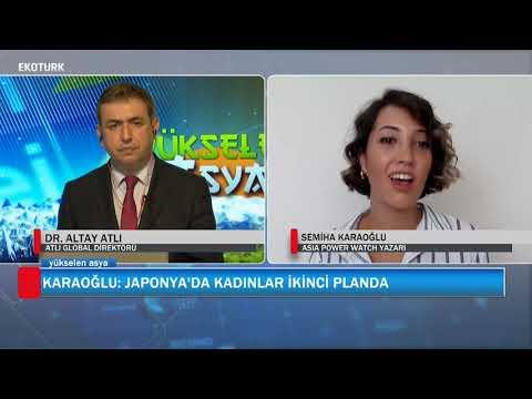 Yükselen Asya   Dr. Altay Atlı   Semiha Karaoğlu  