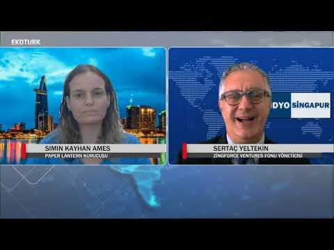 Küresel ekonomide son gelişmeler |Ebru Debbağ |Sımın Kayhan Ames | Sertac Yeltekin |Stüdyo Singapur