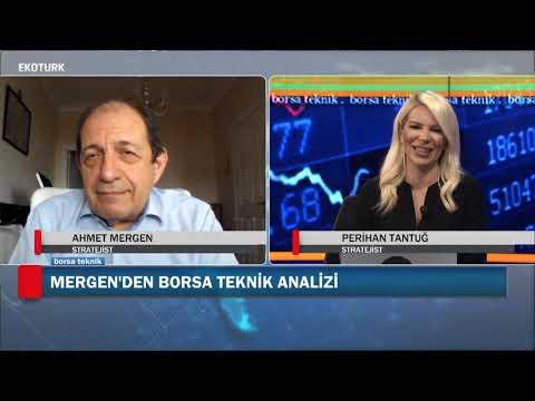 Borsa Teknik | Ahmet Mergen | Perihan Tantuğ |04.09.2020