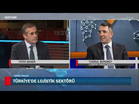 Türkiye'de Lojistik Sektörü |Pakize Buluş | Tuğrul Şeremet |  Fatih Şener