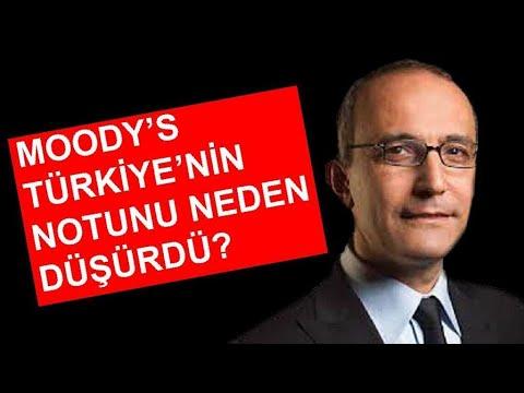 Moody's Neden Türkiye'nin Notunu Tarihin En Düşük Seviyesine Düşürdü? Sebepleri Neler? | Emin Çapa