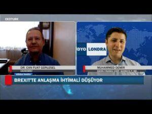 Küresel Piyasalarda neler fiyatlanıyor?| Stüdyo Londra| Dr. Can Fuat Gürlesel | Muhammed Demir