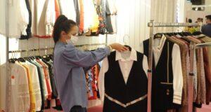'Ağrı Dağı'ndaki dijital defile sonrası Sibirya'dan palto siparişlerinde artış yaşandı'