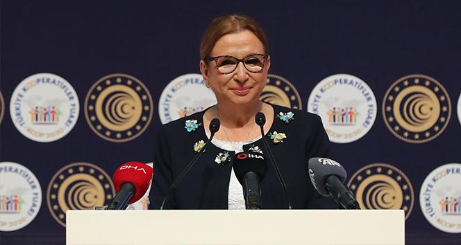 Bakan Pekcan: 'Destek verdiğimiz esnaf sayımız 1,1 milyonu aştı'