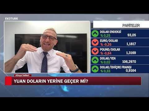 Dolar rezerv para olmaktan çıkar mı? | Tahsin Aygün |Ali Değermenci| Dünya Halleri