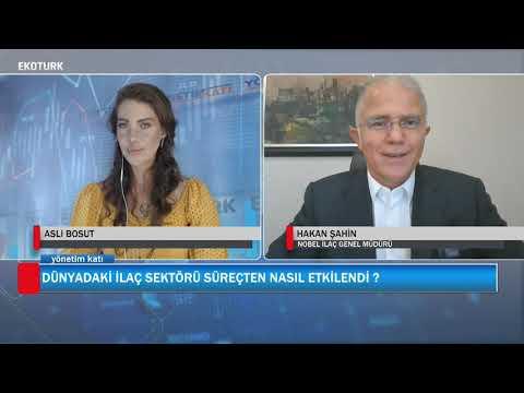 Türkiye'de ilaç sektörü | Hakan Şahin | Aslı Bosut | Yönetim Katı