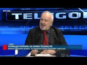 Telegol |Nihat Özdemir| Selçuk Dereli  |Serhat Ulueren  |Dr. Ertan Tezcan