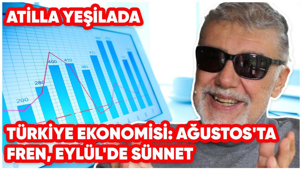 Türkiye Ekonomisi: Ağustos'ta Fren, Eylül'de Sünnet