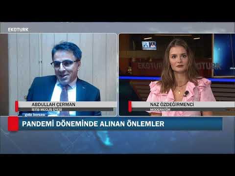 Türkiye'de ekmek tüketimi hangi durumda? | Abdullah Çerman | Naz Özdeğirmenci | Gıda Borsası