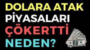 DOLARA ATAK PİYASALARI ÇÖKERTTİ - EKONOMİ HABERLERİ - DÜNYANIN HABERİ 144 - 04.09.2020