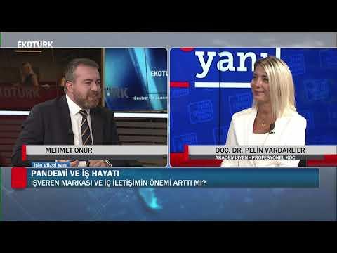 Doç. Dr. Pelin Vardarlıer | Mehmet Onur | İşin Güzel Yanı