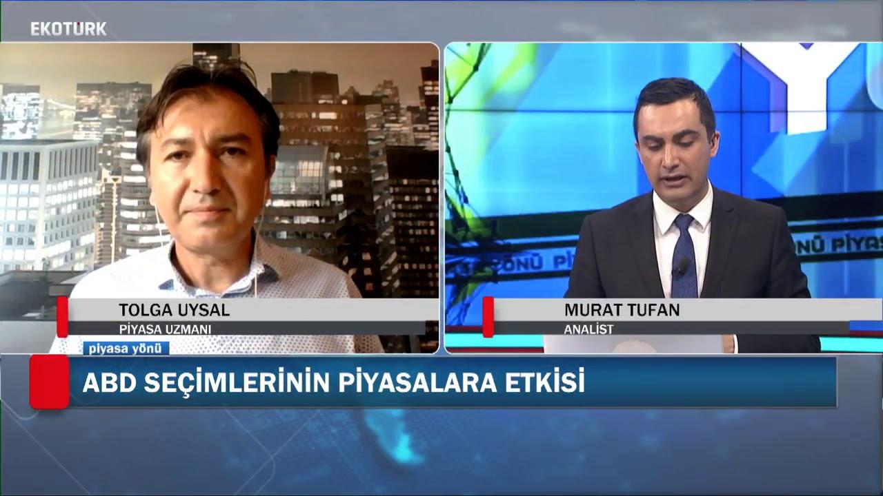 Piyasa Yönü|Murat Tufan |Tolga Uysal |Sertaç Yeltekin |Harun Öztürkler