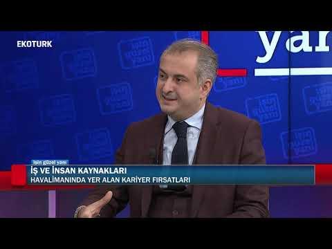 Havaalanında iş imkanları neler? | Ahmet Hakan Arslan | Mehmet Onur | İşin Güzel Yanı