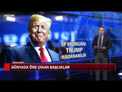 Trump seçimleri kazanabilir mi? |Prof. Dr. İlter Turan |Ali Değermenci| Dünya Halleri
