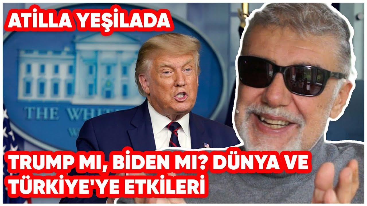 Trump mı, Biden mı? Dünya ve Türkiye'ye Etkileri