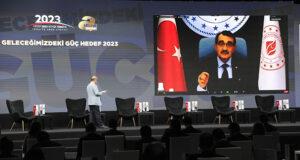 Bakan Dönmez: 'Akdeniz'de doğalgaz arama çalışmalarımıza devam ediyoruz'