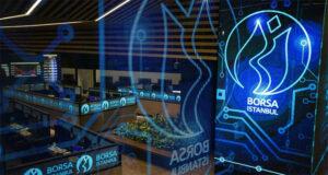 Borsa İstanbul'dan 8 ayın en yüksek kapanışı
