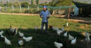 Hobi olarak başladı, çiftlik sahibi oldu