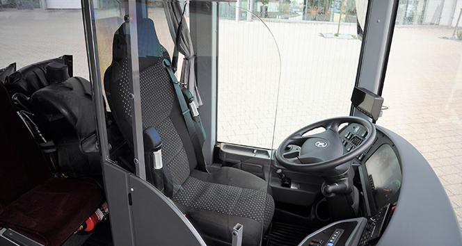 Otobüslerde virüs önlemleri artırılıyor