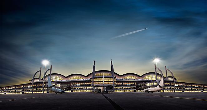 Sabiha Gökçen Havalimanı son 4 ayda 5,3 milyon yolcu ağırladı